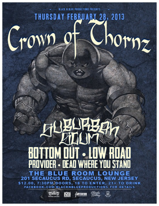 Crown of Thornz 2.28.13
