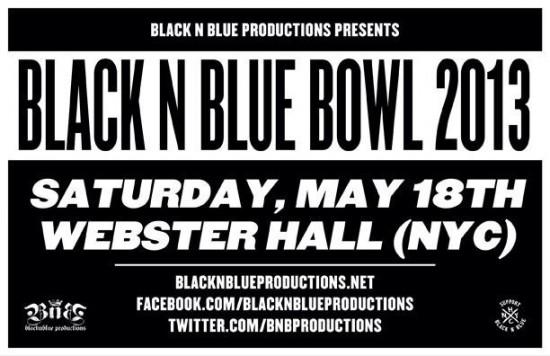 BNB Bowl 2013 Admat
